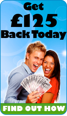 get £125 back today